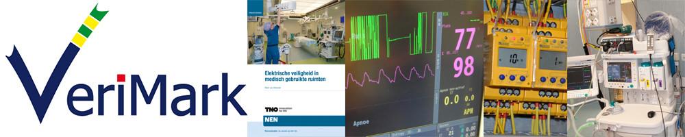 VeriMark; inspectie, training & opleiding medische installaties